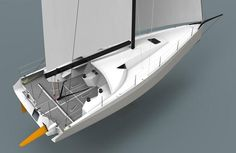 New Class 40 for 2015 from Owen Clarke Design : Owen Clarke Design - Yacht Design and Naval Architects