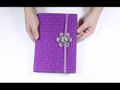 DIY - Como fazer porta folhetos - YouTube