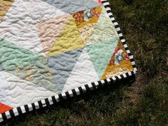 Its a weird feeling when you go on pinterest and find a picture of your own quilt.