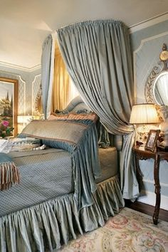 Karla Trincanello, NJ CID, ASID Allied traditional bedroom