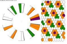 Resultado de imagen para patrones kumihimo