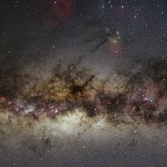 The Sky Survey, 5,000 Megapixel image of space.