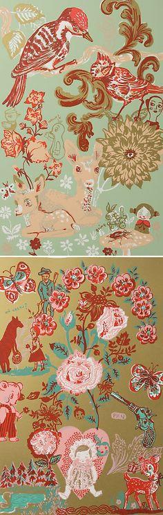 Nathalie Lete Screen Prints