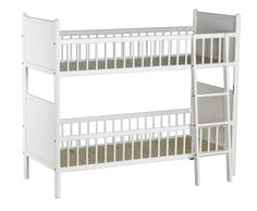 It is back in production! The small bunk bed, byNiemi Small Bunk Beds, Kid Beds, Modern Retro, Retro Vintage, Retro Kids, Kids Bedroom, Kids Rooms, Kids Furniture, Girl Room