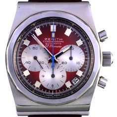 1000 made in 1971.  In 1969 three automatic chronographs were introduced: the Zenith el Primero, the Seiko 6139, and the Caliber 11 (produced in partnership with Heuer, Hamilton/Buren, Dubois-Depraz and Breitling). To this day, it is disputed as to which of these brands launched first. In fact the Caliber 11 did go on sale before the el Primero.  The history of el Primero might have ended abruptly in 1975. That was when the Zenith Radio corporation, the American company that had owned the…