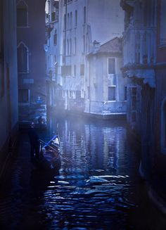 Dark Venice