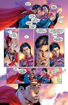 Marvel Dc, Marvel Comics, Dc Comics Superheroes, Dc Comics Art, Super Sons, Superman Family, Comic Book Collection, Superhero Characters, Comics Universe