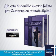 """Edición de Cuaresma de """"Mi vida en Cristo"""" disponible en Amazon"""