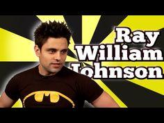 Ray William Johnson =3-English Accents