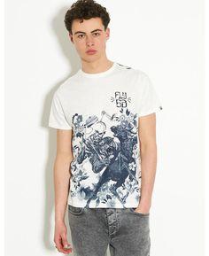 Fly53 Jungle T-Shirt   BANK Fashion