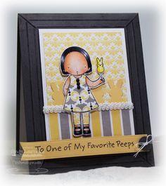 frame as a card