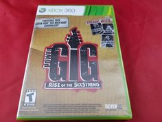 (*** http://BubbleCraze.org - Best-In-Class new Android/iPhone Game ***)  Power Gig: Rise Of The SixString (XBox 360) Refurbished