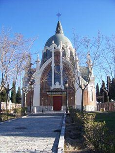 Cementerio de la Almudena. Madrid, Spain