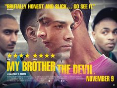 My Brother the Devil by Sally El Hosaini  https://www.facebook.com/mybrotherthedevil