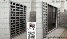 Regio Protectores: Protectores para ventanas y puertas, Fracc. Acanto Residencial