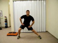 Dynamic Stretching and Warm Up for Runners - YouTube