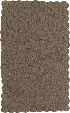 Nani Marquina Nanimarquina Spiral Rug - Gray / Small - 2 feet 8 inches x 4 feet 7 inches Diy Carpet, Rugs On Carpet, Carpet Ideas, Tapetes Diy, Plastic Carpet Runner, Where To Buy Carpet, Rug Store, Cheap Carpet Runners, Textiles