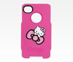 Hello Kitty Otterbox® Commuter Series® Case for iPhone 4/4S: Pink Bow