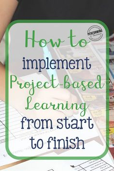 Learn how to implement project-based learning from start to finish with these 5 blog posts! (Tech Projects Learning)