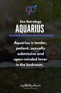 Aquarius Sex