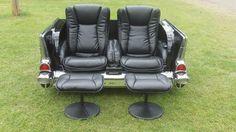 1957 Dual Massage Sofa (Chevy)