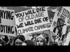 THERE IS NO PLANET B - YouTube Make A Change, Our Planet, Global Warming, Climate Change, Planets, Make It Yourself, Amazing, Youtube, How To Make