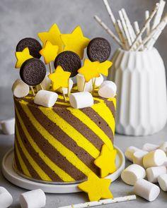"""Фантастический торт """"Праздник"""" — лучшее из всех миров - Andy Chef (Энди Шеф) — блог о еде и путешествиях, пошаговые рецепты, интернет-магазин для кондитеров"""