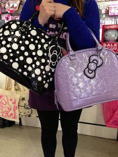 Hello kitty purses
