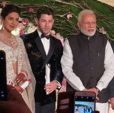 PM Narendra Modi has the same gift for Priyanka Chopra & Nick Jonas as he had for Virat Kohli & Anushka Sharma Anushka Sharma Virat Kohli, Priyanka Chopra Wedding, Nick Jonas, Celebs, Celebrities, Indian Wear, Newlyweds, Wedding Pictures, Got Married