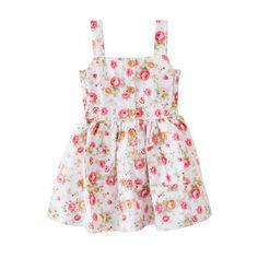Mindy Floral Dress