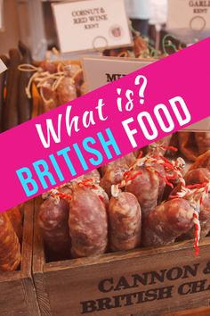 British food, what is it? And why it's actually really good, contrary to populart belief. British food is delicious! #British What Is British, European Vacation, World Photo, Worlds Of Fun, Family Travel, Fun Facts, Food And Drink, Favorite Recipes, The Incredibles