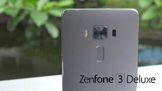 Zenfone 3 Deluxe: o rolo compressor da ASUS com 6 GB de memória RAM