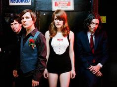 Rilo Kiley - I love Jenny Lewis. She's so amazing Live Music, My Music, Jenny Lewis, Best Albums, Guitar Chords, Girl Crushes, Breakup, Rock And Roll, Music Videos
