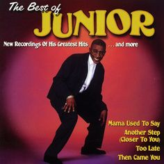 """#NowPlaying #Song/#Track: Junior - """"Mama Used To Say"""" #Listening#To #Spotify #Music #Album: The Best Of Junior - Mama Used To Say Track URL: http://spoti.fi/2kMP5Ko #Pinterest #MusicIsLife"""