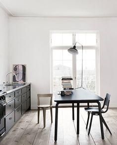 La maison d'Anna G.: cuisine