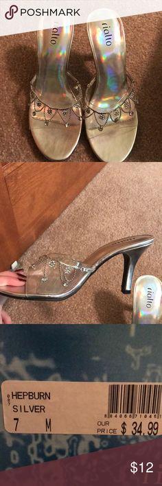 Heels Wedding or homecoming shoes Rialto Shoes Heels