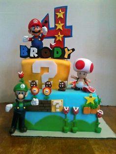 Mario, LOVE IT