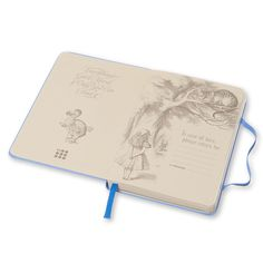 Limited Edition Notebook Alice - Moleskine