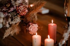 Earth Tones and Trendy Dried Textures Theme | Pink Book Weddings SA Pink Book, Wedding Book, Earth Tones, Real Weddings, Wedding Inspiration, Candles, Texture, Floral, Beautiful