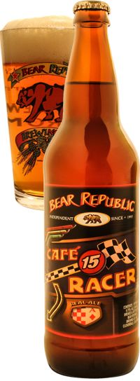Cafe Racer 15™. Bear republic brewery