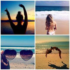 fotos para tirar sozinha na praia - Pesquisa Google