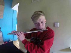 Vance Joy - Riptide (Flute Cover By John Wood) - YouTube