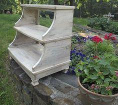 Barnwood furniture.