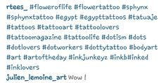 Instagram  @ rtees_ Tattoo Magazines, Flower Of Life, Life Tattoos, Art Day, Body Art, Random Tattoos, Dots, Healing, Ink