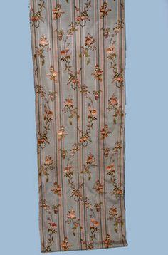 Silk Brocade Yardage, 1910-1920<br /> Session 1 - Lot 246A - $350