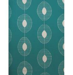 Beställ Dewdrops blå grön turkos tapet från MissPrint® 508c42dd5b220