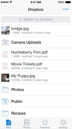 Plenty of apps exist for transferring content between your computer and your device, but Dropbox is free and easier to use than most of its contemporaries.