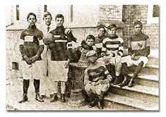 Referência Histórica: Primeira equipe de basquete no Brasil, Mackenzie São Paulo/SP, 1894.