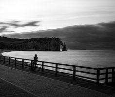 A beautiful world by les photos du seb on 500px #etretat #mer #beach #normandy #normandie #sea #cliff #zen #cool # Sea Cliff, Normandy, Beautiful World, Zen, Explore, Mountains, Beach, Nature, Photos