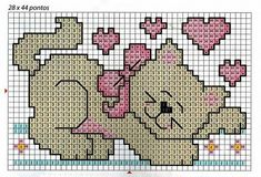 Thrilling Designing Your Own Cross Stitch Embroidery Patterns Ideas. Exhilarating Designing Your Own Cross Stitch Embroidery Patterns Ideas. Cross Stitch Baby, Cross Stitch Animals, Cross Stitch Charts, Cross Stitch Designs, Cross Stitch Patterns, Cross Stitching, Cross Stitch Embroidery, Embroidery Patterns, Motifs Animal